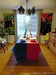 Star Wars Decorations Star Wars Party Decorations Ideas
