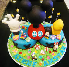 mickey mouse clubhouse birthday cake mickeymouse clubhouse birthday cake birthday cakes singapore