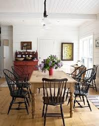white farmhouse table black chairs farmhouse dining tables and chairs marceladick com