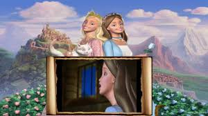 barbie princess pauper princess reprise