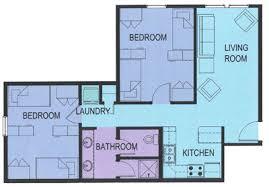 frederiksen court floorplans department of residence housing