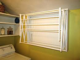 Decorative Clothes Rack Australia by Home Design Wall Mounted Clothes Drying Rack Fireplace Bedroom