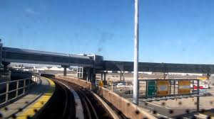 Jfk Airtrain Map Airtrain Jfk New York Cabview Entire Line 2012 Youtube