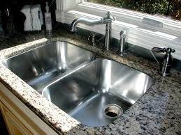 types of sinks for kitchen