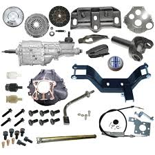 mustang t5 transmission conversion kit deluxe 289 302 351 1969