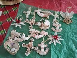 sea shell ornaments search coastal decorating