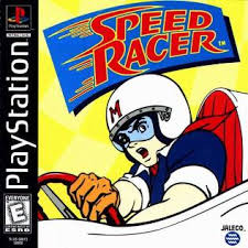 speed racer 1996 video game