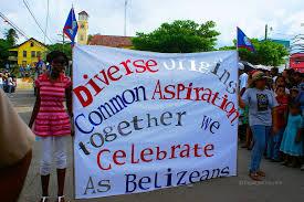 Belize Flag Demographics In Belize Expats In Belize