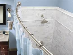Cheap Modern Shower Curtains Best 25 Modern Shower Curtain Rods Ideas On Pinterest Window