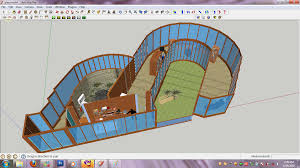 Home Design Software Google Sketchup Vacation House Case Study Design U0026 Theory Via Google Sketchup