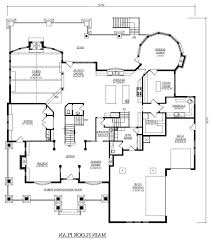 one floor house plans 4 bedroom house plans one at esta luxihome