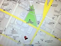 Google Map San Francisco by Occupy Oakland Update Google Maps Now Shows Oakland U0027s Frank Ogawa