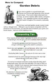 How To Make A Compost Pile In Your Backyard by Composting Leaves Weeds U0026 Garden Debris