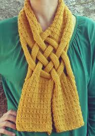 braided scarf knitting pattern braided scarf ad unisex neckwarmer in worsted