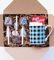 hot cocoa gift set hot chocolate sipping kit gifts gift sets ticket