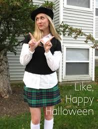Cher Clueless Halloween Costume Sarah U0027s