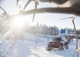 nissan canada battery warranty nissan u0027s rogue warrior comes with heavy duty snow tracks