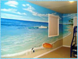 tropical beach wall decals themes cool beach wall decals home image of beach wall decals for kids room