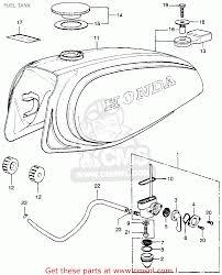 1976 xl250 no regulator vintage thumpertalk 1974 honda 125