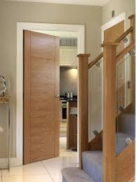 Oak Interior Doors Tigris Oak Door Finished Fulham Timber