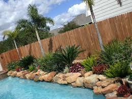 Pool Landscaping Ideas On A Budget Pool Landscaping With Rocks Landscaping Around Pool With Rocks