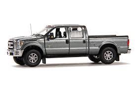 Ford F250 Pickup Truck - ford f250 pickup truck w crew cab u0026 6ft bed gray dhs diecast