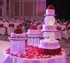 Wedding Cake London Asian Wedding Cakes Category Crystal Collection