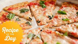 Food Network The Kitchen Recipe Recipe Of The Day Ree U0027s Cauliflower Crust Pizza Food Network