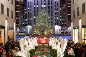Where Is The Christmas Tree In New York City Rockefeller Center