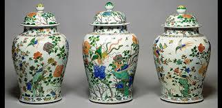 Chinese Vases Uk Kangxi Chinese Vases Conservation The Fitzwilliam Museum
