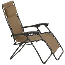 Relaxer Chair Outdoor Expressions Zero Gravity Relaxer Convertible Lounge Chair
