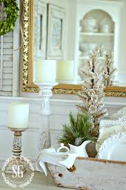 Country Home Christmas Decorating Ideas by Best 25 French Country Christmas Ideas On Pinterest French