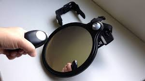 Remote Controlled Illuminating Rear View Baby Mirror Youtube