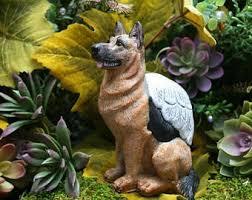 guard dog statue guard dog statue etsy