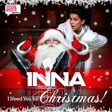 for christmas videoclip inna i need you for christmas