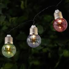 outdoor bulb string lights outdoor garden lighting security solar lights wilko com