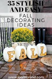 35 stylish and easy fall decorating ideas decorating ideas fall