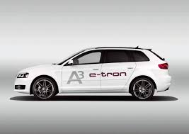 audi a3 e audi a3 e prototype brings electric power to the a3 lineup