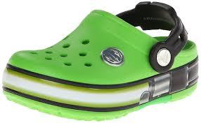 star wars crocs light up crocs crocslights star wars yoda boys clogs green neon green