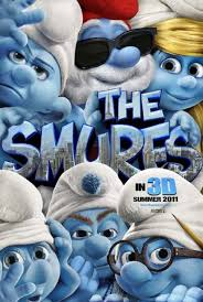 smurfs teaser trailer