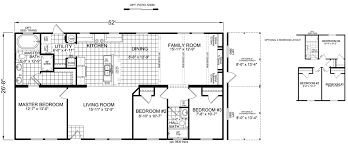 5 Bedroom Mobile Home Floor Plans New Factory Direct Mobile Homes For Sale From 19 900