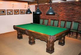 rustic pool table lights log pool table lights rustic billiards