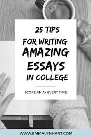 how to write a paper in mla 25 best writing an essay ideas on pinterest how to write essay 25 amazing essay writing tips for college students to use