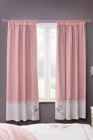 Fuschia Blackout Curtains Buy Isabella Fairy Pencil Pleat Blackout Curtains From The Next Uk
