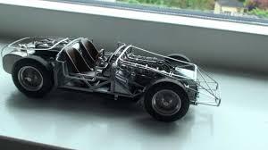 maserati 300s 1956 cmc maserati 300s rolling chassis m 109 1 18 youtube