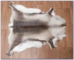 deer skin rug nz creative rugs decoration