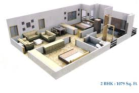 best 2 bedroom house plans without garage by bed 1240x1010 bhk for