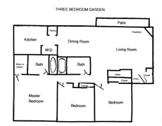 3 Bedroom Apartments In Dublin Ohio 3 Br Apartments For Rent In Columbus Ohio 3 Bedroom Garden