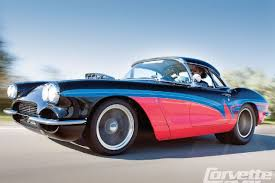 1961 chevy corvette 1961 chevy corvette rods corvette fever magazine