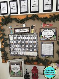Binder Decorating Ideas Camping Themed Classroom Ideas U0026 Printable Classroom Decorations